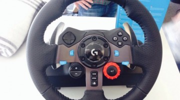 Logitech  G29, se termina el problema de compatibilidad con la PS4 Y Xbox One