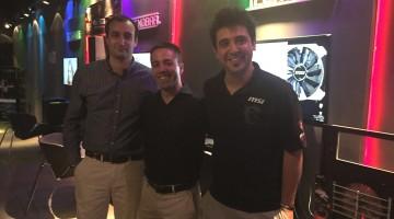 MSI presenta sus tarjetas de video Serie 9 en Argentina 2