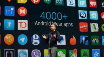 Novedades-Android-Wear,-Google-IO-2015