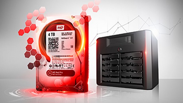 Review Disco Western Digital Red NAS + Iomega StorCenter PX4-300D