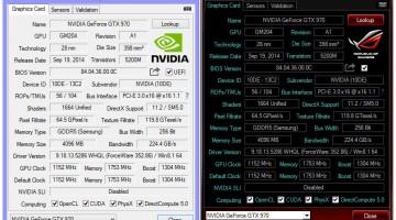 TechPowerUp anuncia GPU-Z 0.8.3, a la vista la NVIDIA GTX 980 ti y GPU Fiji de AMD
