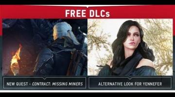 The Witcher 3 recibirá esta semana dos nuevos DLCs gratuitos