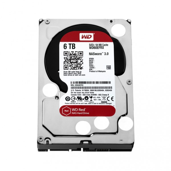 Western-digital-RED-6TB