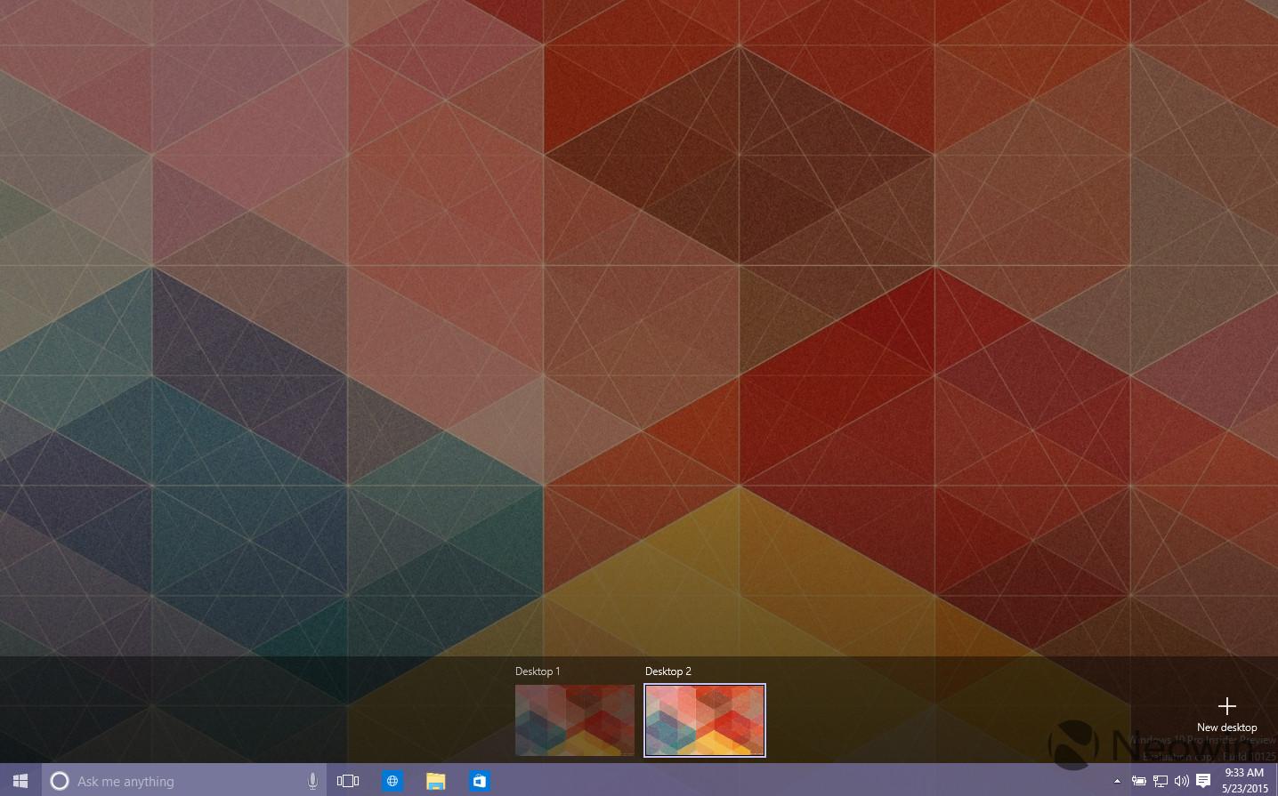 Windows 10 Build 10125: Nuevos Iconos, Cambios De Interfaz