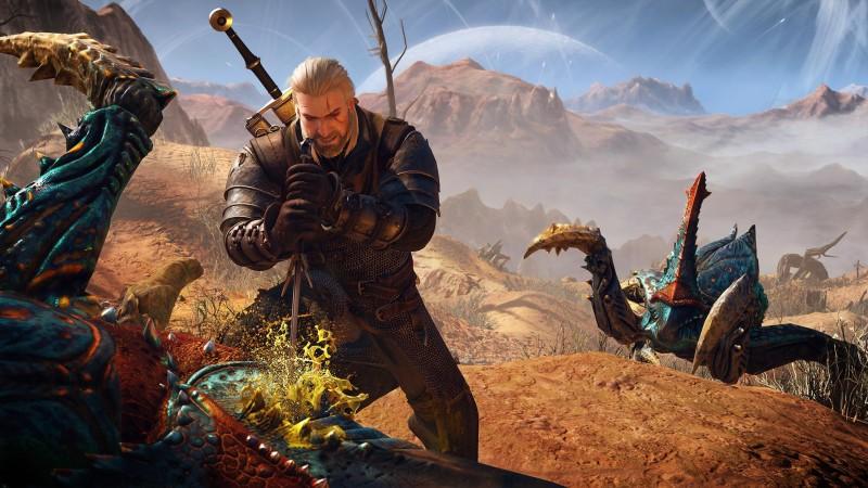Witcher 3 capturas de pantalla muestran nuevos monstruos-14
