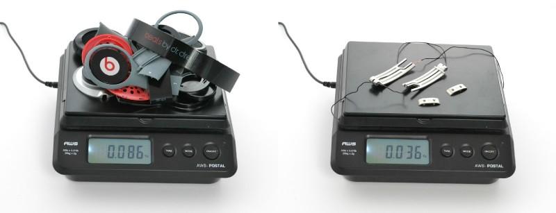 Los auriculares Beats cuestan casi lo mismo que la caja en la que vienen