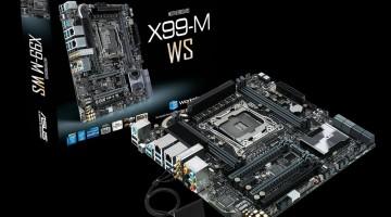 Asus X99M-WS