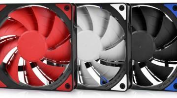 DeepCool lanza sus ventiladores GameStorm TF120, con LED 5