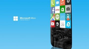 Diseñador crea un concepto futurista de un Smartphone con Windows 11