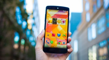 El Nexus 5 (2015) se diseño desde 0, no esta basado en ningún teléfono actual
