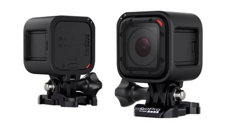 GoPro Hero4 session, una nueva cámara de acción mas compacta
