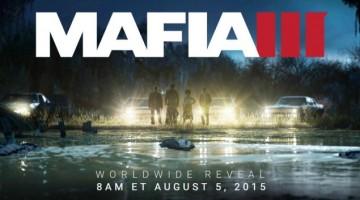 Mafia 3 Confirmado