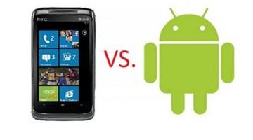 Microsoft se pasaría a Android y dejaría de lado Windows Phone