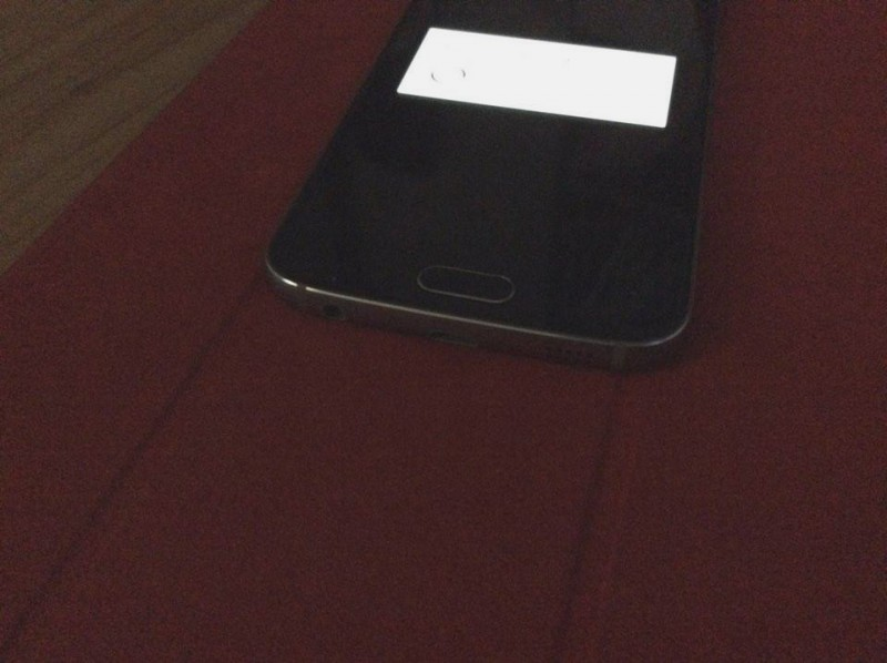 Samsung Galaxy Mini S6, Primeras imágenes-2