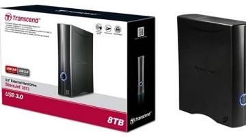 StoreJet 35T3 8TB