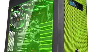Thermaltake muestra su nuevo gabinete Core V51 Riing Edition