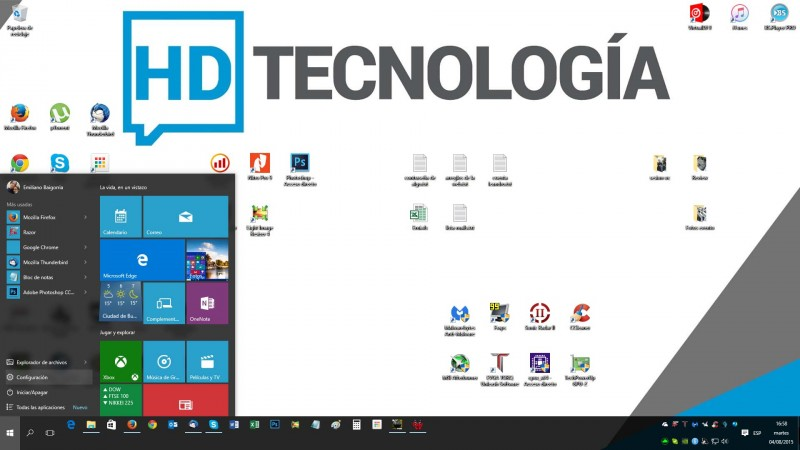 Cómo regresar al Windows anterior desde Windows 10