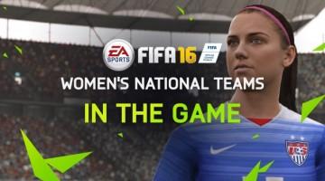 FIFA 16 tendrá su Demo disponible para PC del 8 de septiembre al 10 de septiembre