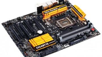 GIGABYTE continúa liderando la industria de Motherboards