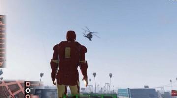 Iron Man está llegando a GTA V