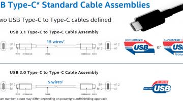 No todos los puertos USB de tipo C son iguales, están llegando 9 versiones diferentes-4