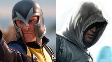 Primera imagen de Michael Fassbender en la película de Assassin's Creed-2
