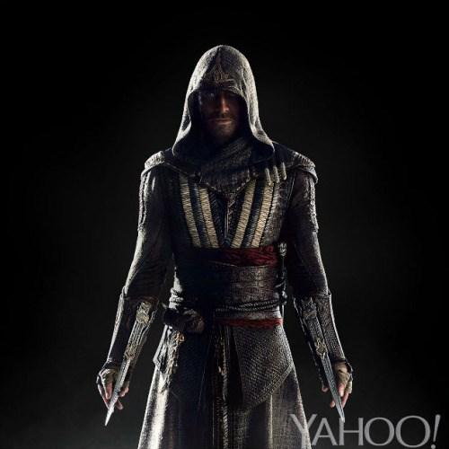Primera imagen de Michael Fassbender en la película de Assassin's Creed