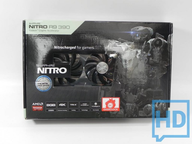 Sapphire R9 390-NITRO-2