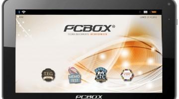 Tablet Los juegos de Siempre de PCBOX