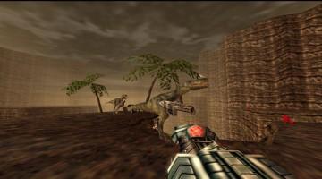 Turok 1 y 2 estarían llegando a PC remasterizados