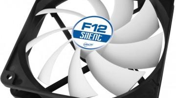 Artic lanza sus ventiladores F8, F9 y F12
