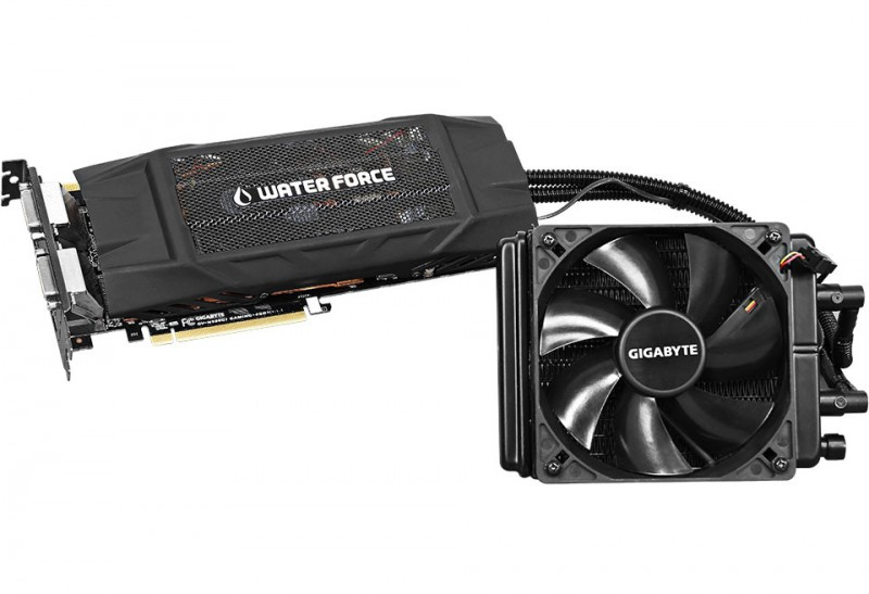 GIGABYTE lanza la GeForce GTX 980 Waterforce