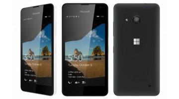 Microsoft presento el nuevo Lumia 550 con Windows 10