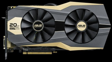 ASUS lanzó su GeForce GTX 980Ti 20 º Anniversary Gold Edition
