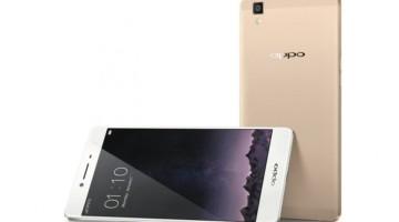 El Oppo R7s saldrá a la venta el 1 de diciembre