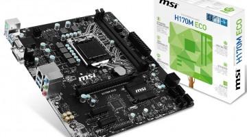 MSI anuncio su nueva linea de motherboards con socket 1151