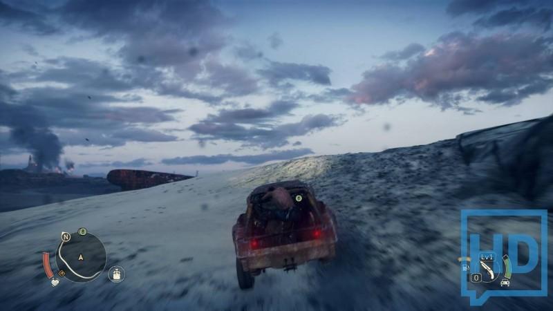 Review Mad Max para PC-10