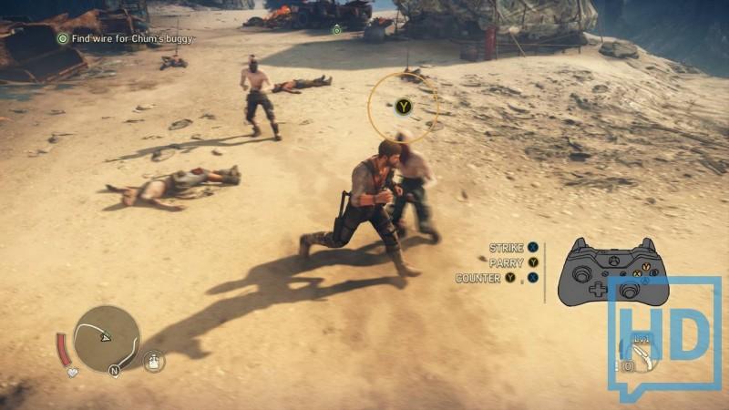 Review Mad Max para PC-4