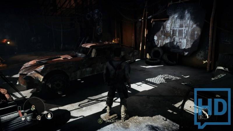 Review Mad Max para PC-8