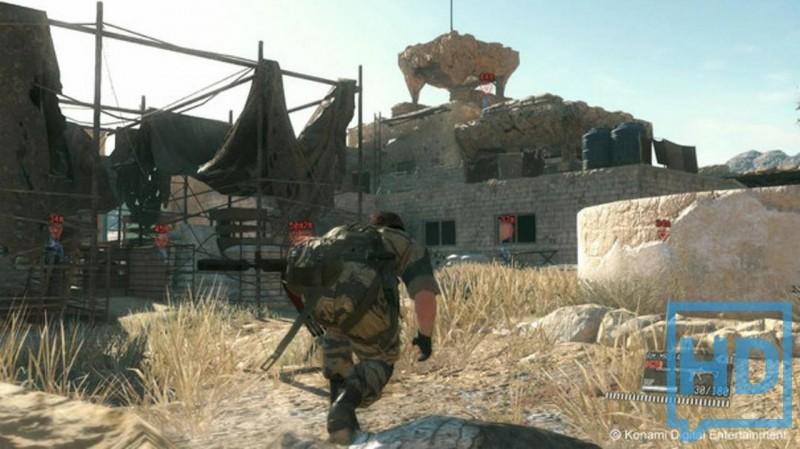 Review Metal Gear Solid V The Phantom Pain para PC-10