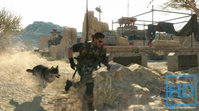 Review Metal Gear Solid V The Phantom Pain para PC-11