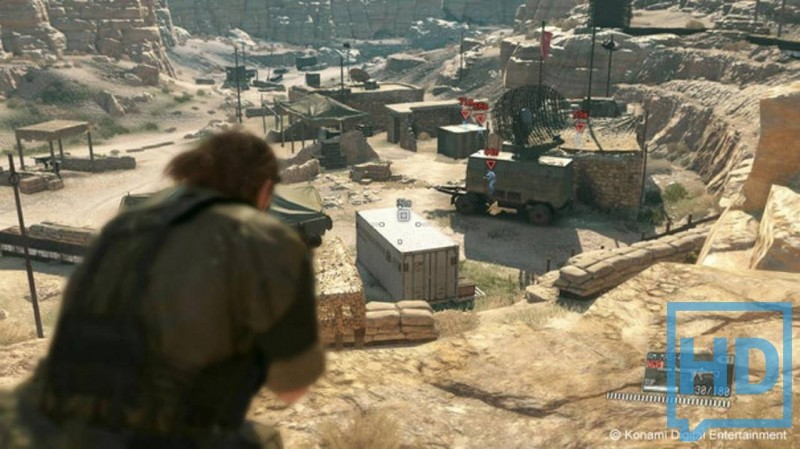 Review Metal Gear Solid V The Phantom Pain para PC-12