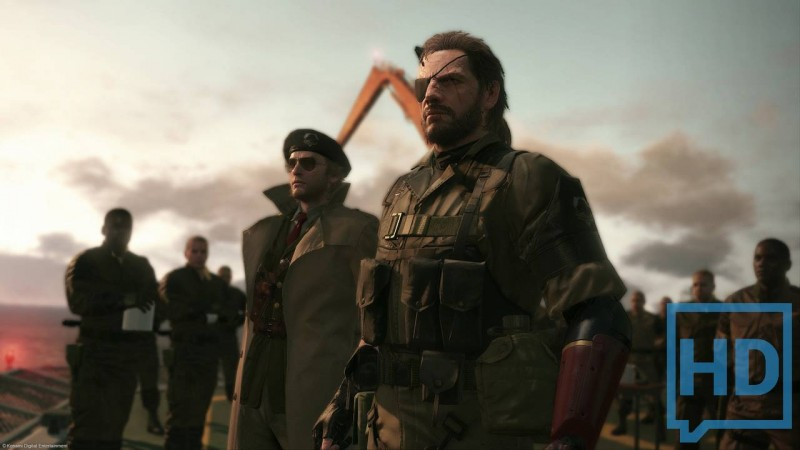 Review Metal Gear Solid V The Phantom Pain para PC-13