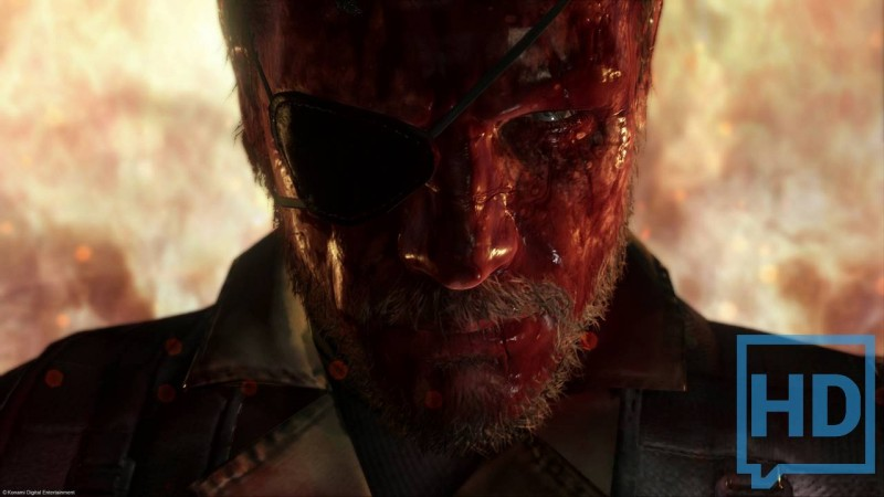 Review Metal Gear Solid V The Phantom Pain para PC-14