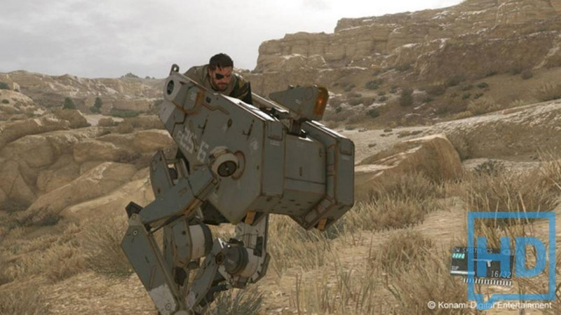 Review Metal Gear Solid V The Phantom Pain para PC-2