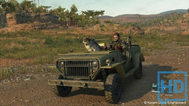 Review Metal Gear Solid V The Phantom Pain para PC-3