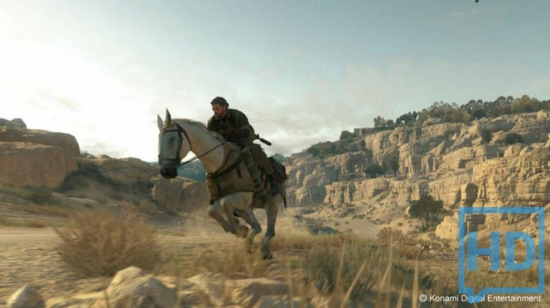 Review Metal Gear Solid V The Phantom Pain para PC-5
