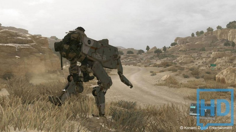 Review Metal Gear Solid V The Phantom Pain para PC-6