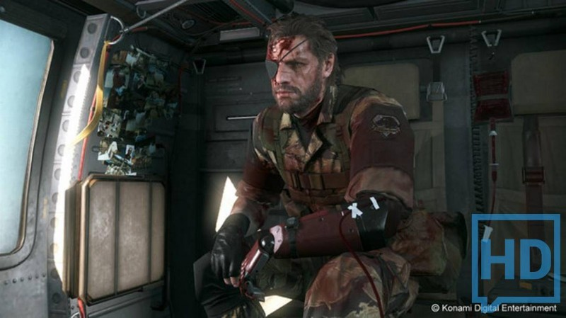 Review Metal Gear Solid V The Phantom Pain para PC-7
