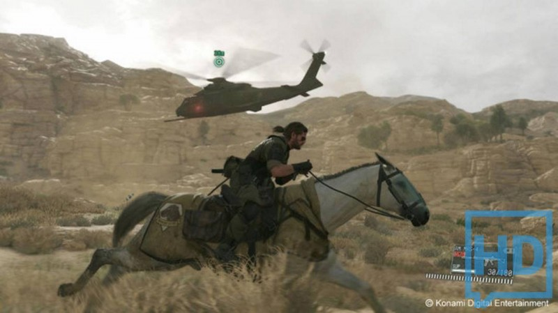 Review Metal Gear Solid V The Phantom Pain para PC-8